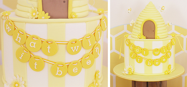 Mesa dulce de abejas - Fiesta dulce
